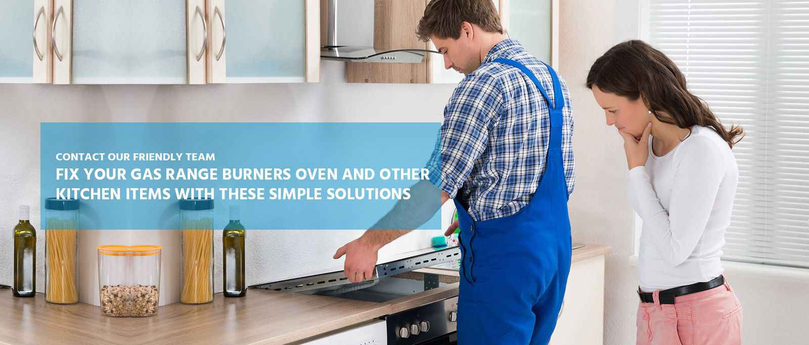 Home Appliance Repairing and Installation Services